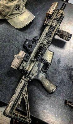 Big Guns, Cool Guns, Shotguns, Firearms, Arsenal, Edc Tactical, Tac Gear, Gun Art, Assault Rifle
