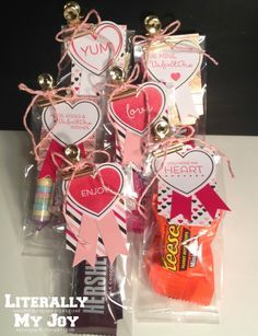 Valentine treats for your sweetheart! -Stampin\' Up! January 2015 My Paper Pumpkin Kit - Candy not included. #literallymyjoy