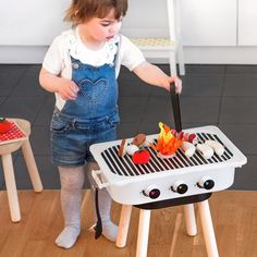 Best Free IKEA Hack: DIY Kids Grill Thoughts So Here We Go . , Best Free IKEA Hack: DIY kids grill thoughts So here we go - the most beautiful, incredible and amazing IKEA hacks for kids. Ikea Closet Hack, Closet Hacks, Ikea Hacks, Hacks Diy, Ikea Kids, Grill Diy, Ikea Storage, Diy Videos, Kids Decor