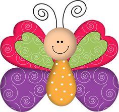 dibujos mariposas - Buscar con Google