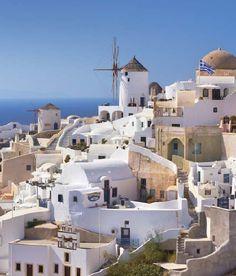 サントリーニ島(ギリシャ) Santorini, Greece