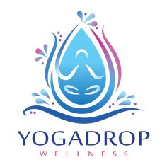 This logo is ideal for a yoga center, therapist, wellness center, non profit association, pilates studio, fitness company, health and life coach etc.