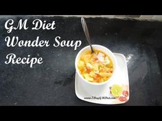 GM Diet Wonder Soup Recipe Video: Find out how to make GM diet soup, required ingredients to prepare the cabbage soup for weight loss.