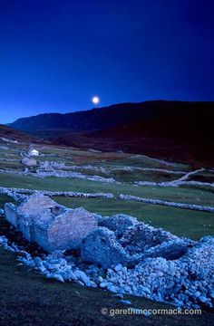 The abandoned village of Port, County Donegal, Ireland. The Places Youll Go, Places To See, Irish Landscape, Destinations, Destination Voyage, Emerald Isle, Donegal, Ireland Travel, British Isles