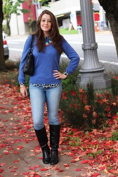 A Gap shirt as featured on the blog Ladies in Navy.