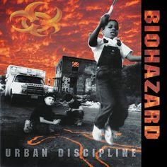 Hj falamos de Hardcore com o ótimo CD do Biohazard, Urban Discipline. Clássico dos anos 90! Confiram