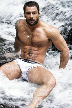 Wet Underwear