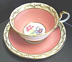 Aynsley Bone China Cup and Saucer
