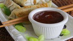 Though this ketchup and soy sauce-based sauce is usually served with Tonkatsu (breaded and fried pork cutlet), you'll love it on many things.