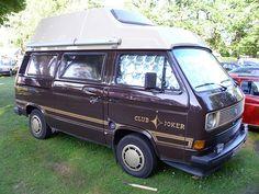 vw wohnmobil joker In so einem haben wir die Lust zum Campen entdeckt...