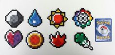 Badges - Kanto
