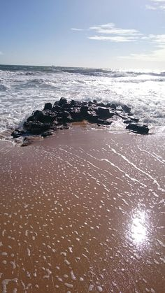 Bunbury beach, Western Australia