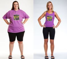 Hannah and Olivia are sisters from Season 11 Biggest Loser. Inspiration!