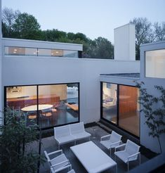 Name: Jigsaw Residence | Architect: David Jameson Architect | Location: Bethesda, United States | Year: 2007