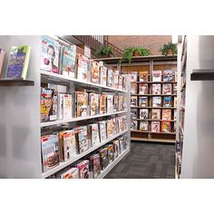 Modern, easy periodical storage that keeps current issues at the front and hold up to two years of back issues.   mag box™ Standard Periodical Storage
