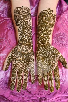 henna for bride. henna for wedding, henna on arms