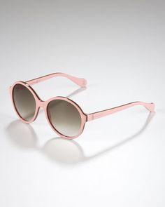 d04d7a673b Gucci Children s Oversized Glam GG Sunglasses Neiman Marcus