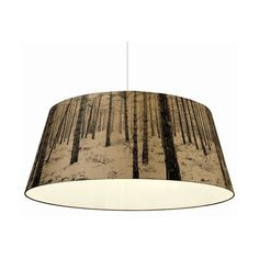 Brunklaus Amsterdam Shady Tree Forest Extra Large Pendant Light ($1,300) ❤ liked on Polyvore featuring home, lighting, ceiling lights, outside lights, outdoor ceiling lights, white ceiling lights, outdoor tree lights and outdoor pendant light