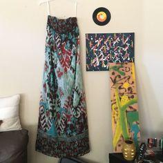 Gorgeous Boho Style Dress