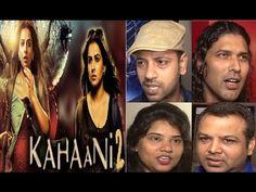 KAHAANI 2 public review | Vidya Balan, Arjun Rampal. Vidya Balan, Public, Baseball Cards, Youtube, Youtube Movies