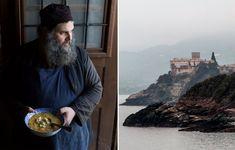 monastery cooking in Athos,Greece! Wood Watch, Greece, Cooking, Fashion, Wooden Clock, Greece Country, Kitchen, Moda, Fashion Styles
