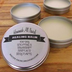 BrenDid Healing Balm