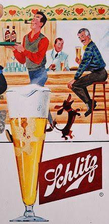 Schlitz-Beer