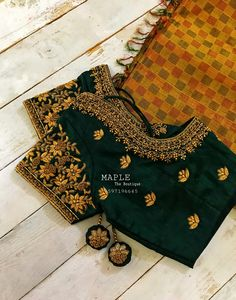 For customising your outfits: DM us / whatsapp to 9597196645 . For customising your outfits: DM us / whatsapp to 9597196645 . Cutwork Blouse Designs, Wedding Saree Blouse Designs, Simple Blouse Designs, Stylish Blouse Design, Pattu Saree Blouse Designs, Wedding Blouses, Zardosi Work Blouse, Blouse Patterns, Dress Designs