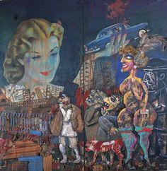 Após levar mais de 100 mil pessoas ao Malba (Museo de Arte Latinoamericano de Buenos Aires), a exposição Antonio Berni: Juanito y Ramona foi prorrogada até 1º de março...