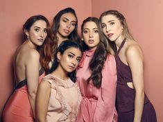 Con las princesas de Colombia... ✨ 📸 @luisdelaluz 👗 @macariojimenez Besties, Bff, Latin Music, Bridesmaid Dresses, Wedding Dresses, Camila, My Girl, Idol, Instagram
