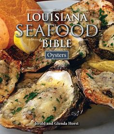 Drago's Style Charbroiled Oysters Recipe _ I just made these oysters, & I have to say that this is simply the best way to eat an Oyster known to man! My picture from this post was chosen as the cover of The Louisiana Seafood Bible: Oysters!