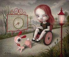 Mark Ryden born January 20 1963 is an American painter part of the Lowbrow or Pop Surrealist art movement He was dubbed the godfather of pop surreali Mark Ryden, Art And Illustration, Arte Lowbrow, Fantasy Kunst, Fantasy Art, Art Quotidien, Pop Art, Ouvrages D'art, Art Design