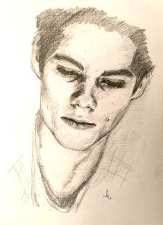 "trystings: ""pencil sketch of Stiles Stilinski ~ trystings "" The post trystings: ""pencil sketch of Stiles Stilinski ~ … appeared first on Woman Casual - Drawing Ideas Pencil Art Drawings, Art Drawings Sketches, Cool Drawings, Pencil Sketching, Portrait Sketches, Teen Wolf Art, Teen Wolf Dylan, Dylan O'brien, Art Sketchbook"