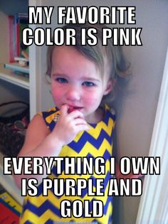 Spending Saturday night in Death Valley, seeing the Golden Band from Tiger Land run down the hill, and tailgating with friends — there's nothing like LSU Tiger football season!! Although I love football, Irealize that mylittlest tigermay not always feel the same way. Here's a few problems a kid with Purple and Gold loving parents …