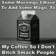 Magic! (at Death Wish Coffee Company)