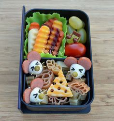 Three Blind Mice ~ Becoming A Bentoholic