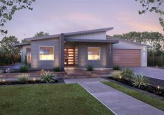Domain has 676 Real Estate Properties for Sale in Lucas, VIC, 3350 & surrounding suburbs. View our listings & use our detailed filters to find your perfect home. Contemporary House Plans, Modern House Plans, Bungalow House Design, Modern House Design, Roof Design, Exterior Design, House Outside Design, Roof Architecture, Modern Farmhouse Exterior