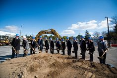 SUNY Chancellor joins College to break ground on state-of-the-art Engineering Innovation Hub