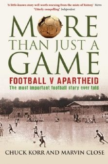 Chuck Korr, Professor Emeritus of History at UMSL and Visiting Research Professor in the International Centre for Sport History and Culture at De Monfort University, discusses MORE THAN JUST A GAME: Football V. Apartheid.  Part of the Missouri's Own program.  Tuesday, November 6, 10:00am