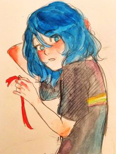 Marinette by Starrycove