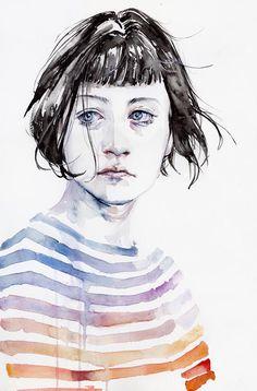 Agnes Cecile Art