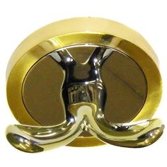 Capri Double Robe Hook - Stainless Stee -Affordable Gift for your Loved One! Item #IA4L-TMRPB8802 by Capri. $7.86. See item description below for details and specifications.. Stainless steel, not cheap plastic.. Brand new, ships directly from our warehouse.. Concealed surface mount application.. All the mounting hardware included.. This cool double robe hook by Capri features concealed surface mount application. Made of stainless steel that was polished, copper pl...