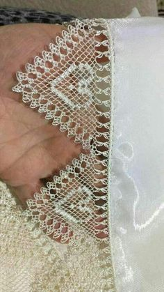 Bibil - # Bibil - # Bibil - My Recommendations Crochet Blanket Edging, Crochet Edging Patterns, Crochet Borders, Filet Crochet, Baby Knitting Patterns, Crochet Lace, Crochet Hearts, Seed Bead Tutorials, Beading Tutorials