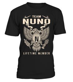 Team NUNO - Lifetime Member