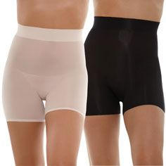 body-sculpting short fixes flaws with revolutionary fabric