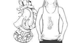 Rapunzel Doodle  by MinetteMona