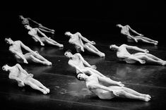 Photographs of Graham and her works as the Martha Graham Dance Company celebrates its 90th-anniversary season. #Dancing