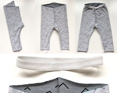 B&t leggings step by step. .nice site