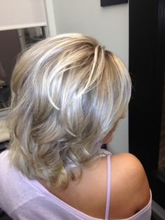 Go #Classic Platinum #Blonde with #MyTime's Salon RRER this summer!