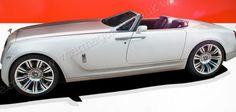 Rolls-Royce V16 roadster & Rolls-Royce SUV